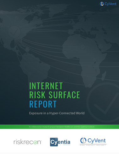 INTERNET RISK SURFACE REPORT