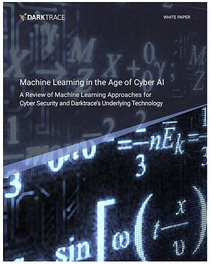Machine Learning Cyber AI thumb