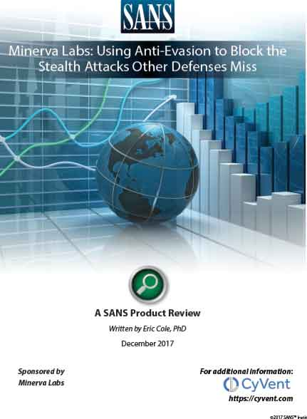 Anti-Evasion to Block Stealth Attacks Other Defenses Miss